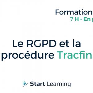 Formation loi Alur - Le RGPD et la procédure Tracfin