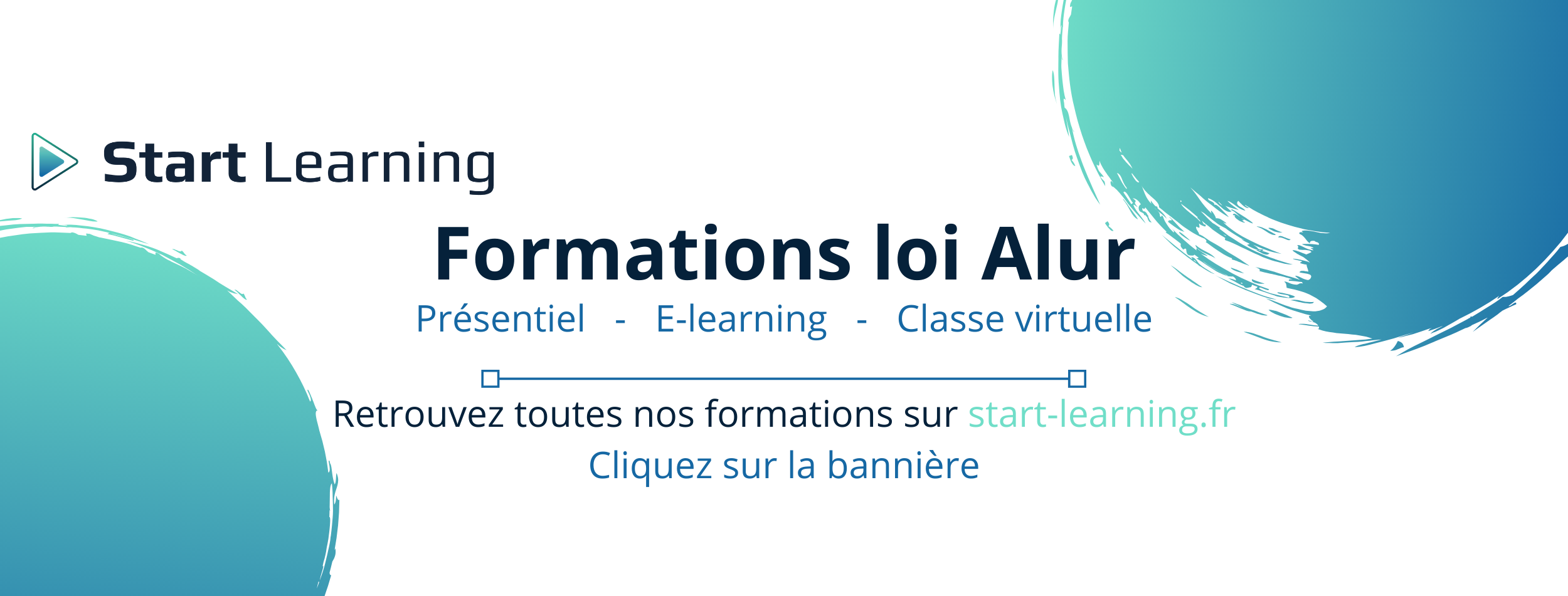 Formations loi Alur - Start Learning