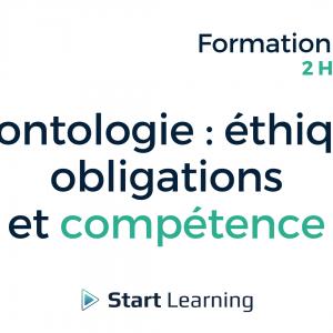 Formation loi Alur en ligne - Déontologie éthique, obligations et compétence
