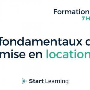 Formation loi Alur en ligne - Les fondamentaux de la mise en location