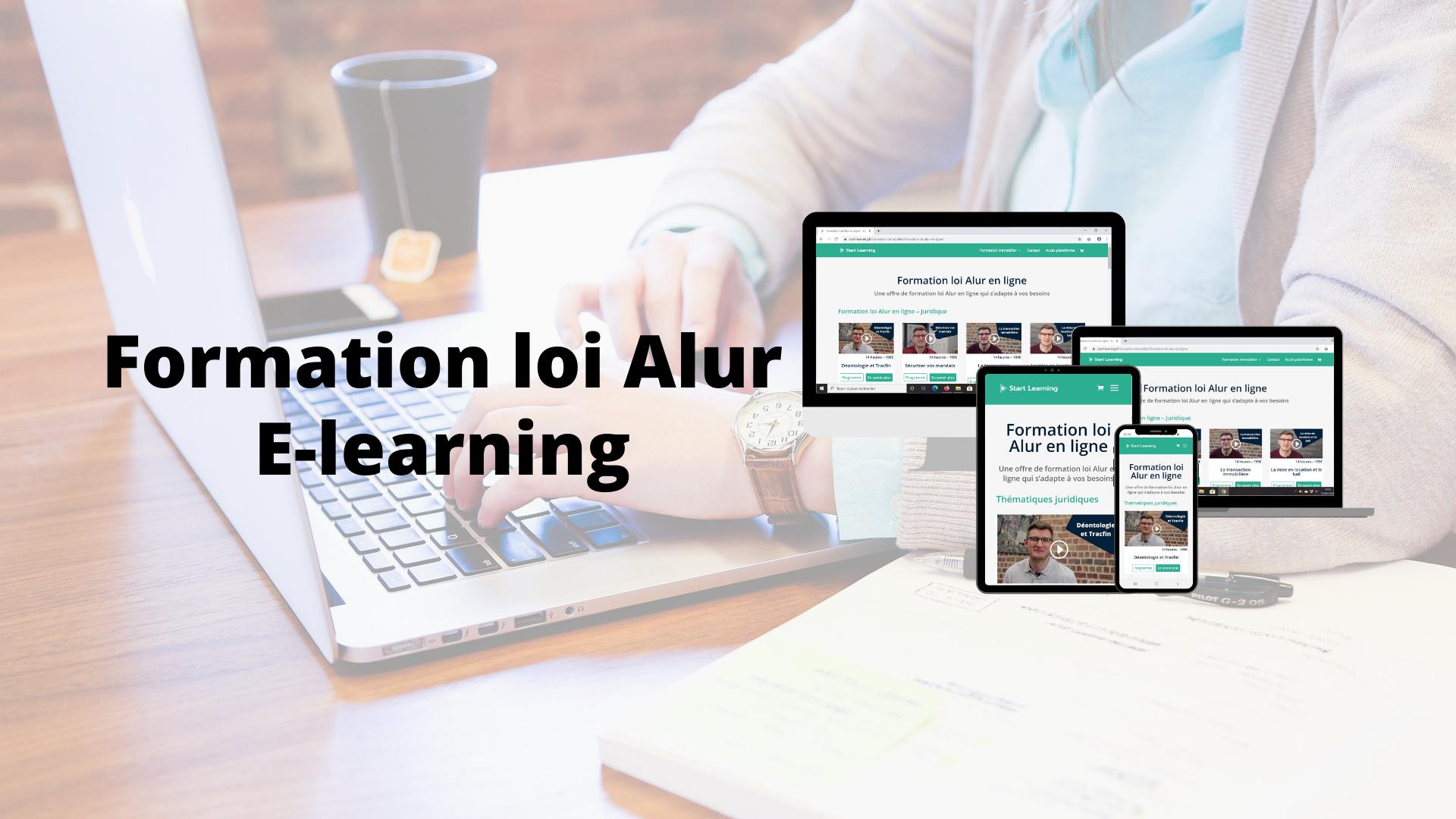 Formation loi Alur e-learning Blog
