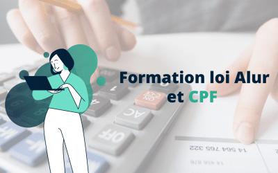 Formation loi Alur et Compte Personnel de Formation (CPF)