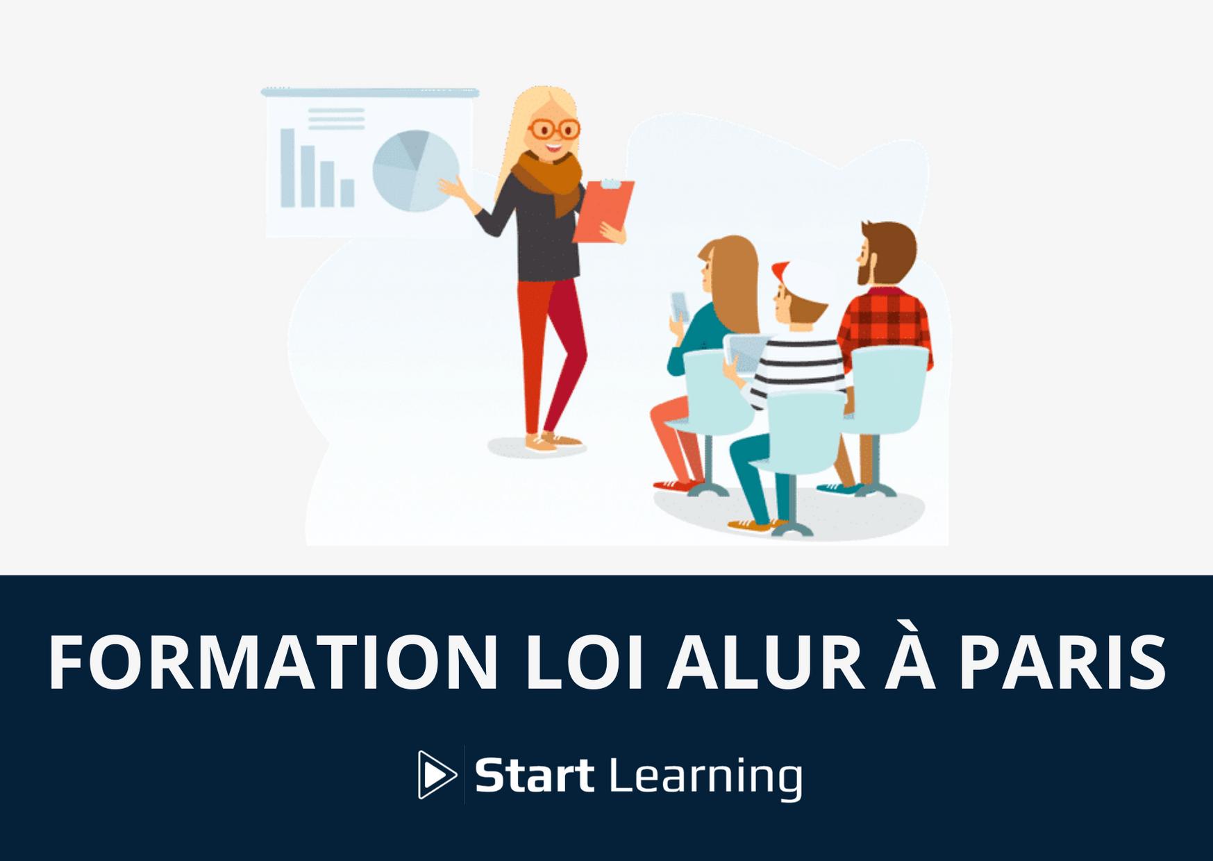 Formation loi Alur Paris