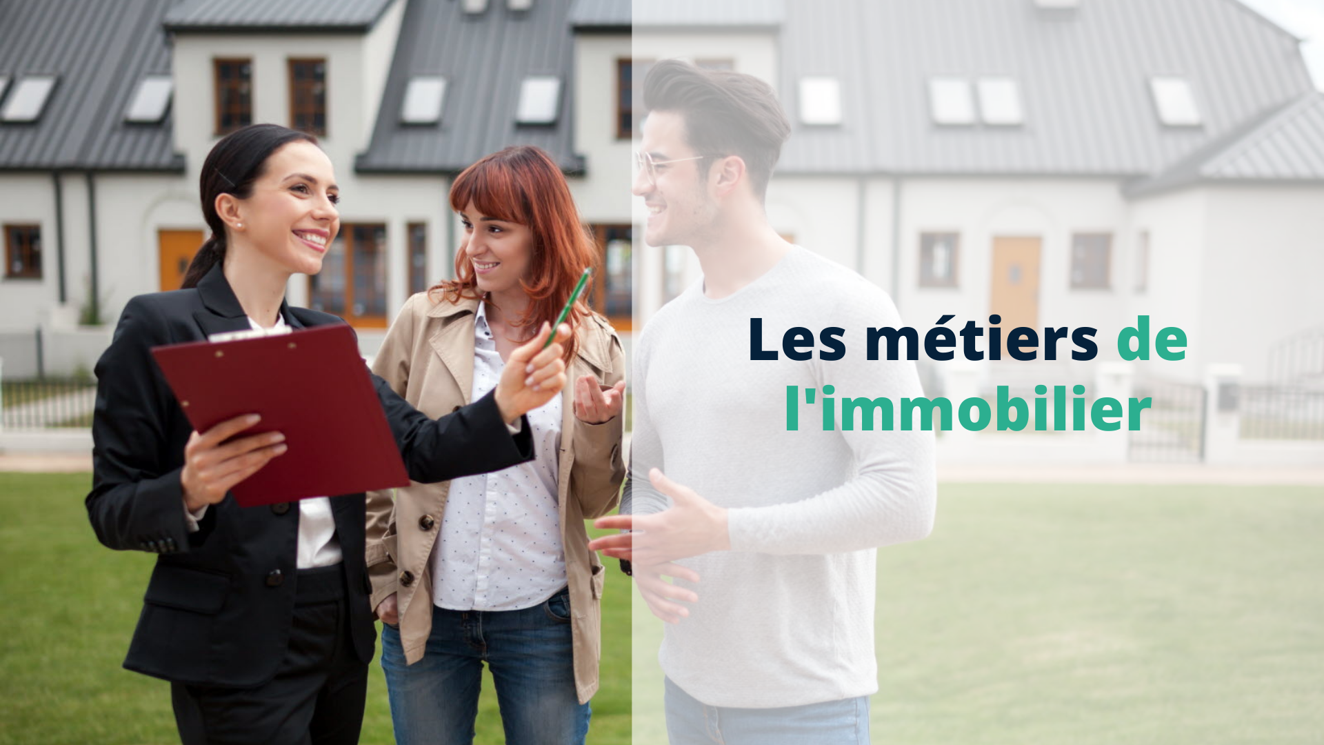 Les métiers de l'immobilier - Start Learning