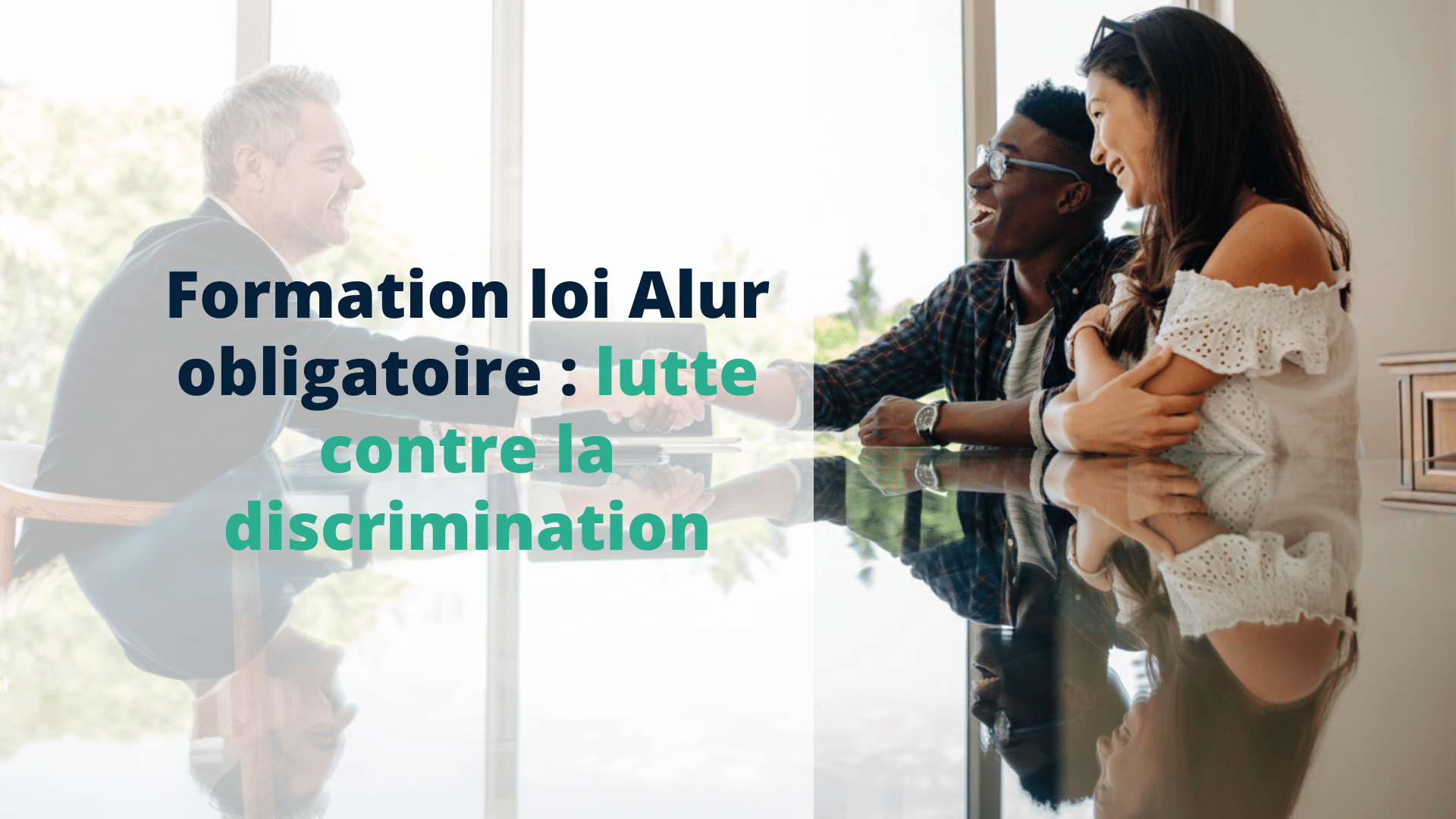 Formation loi Alur obligatoire lutte contre la discrimination - Start Learning