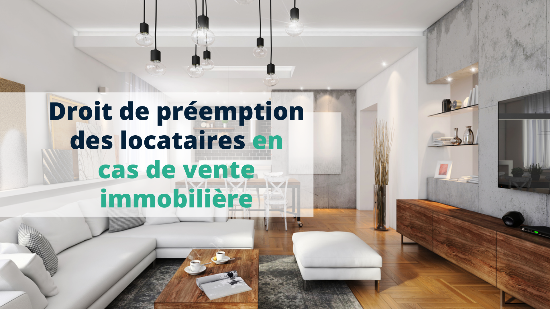 Droit de préemption des locataires en cas de vente immobilière - Start Learning