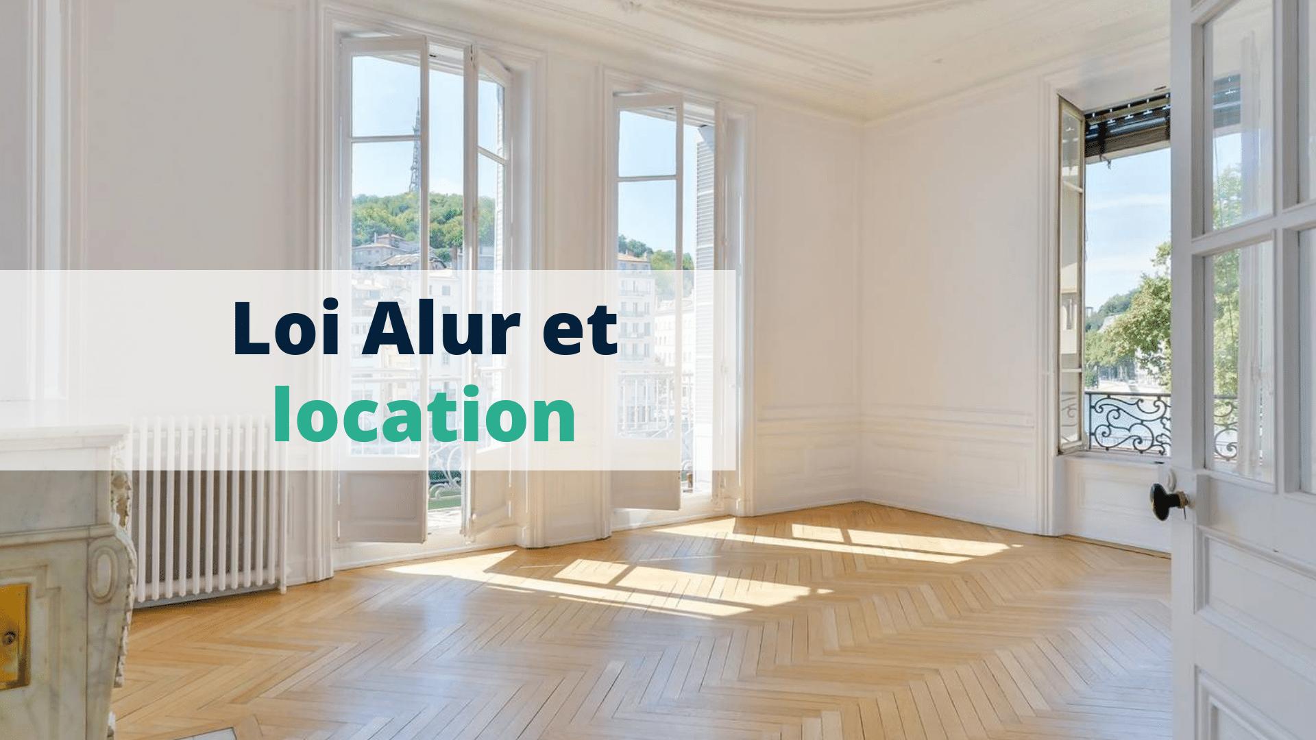 Loi Alur et location - Start Learning